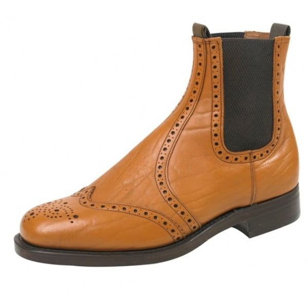 956 Brogue Dealer Boots