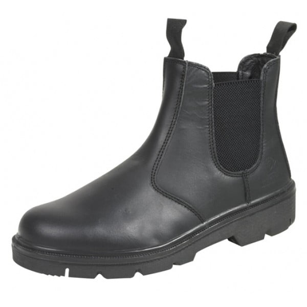 P68 Safety Dealer Boot