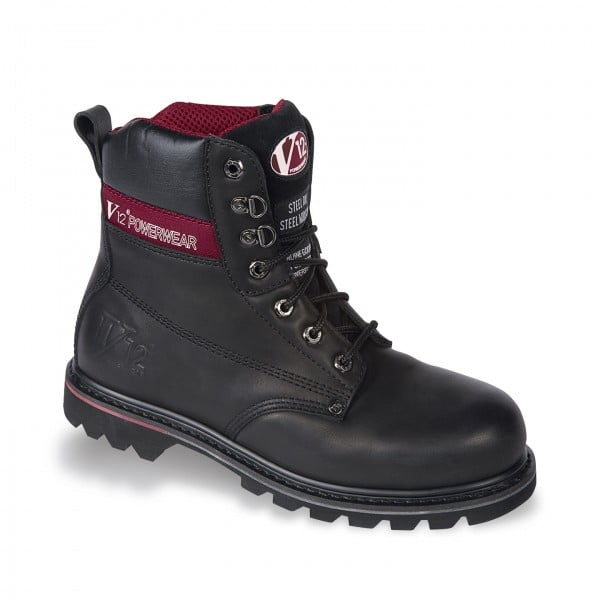 V1235XL Big Safety Boots