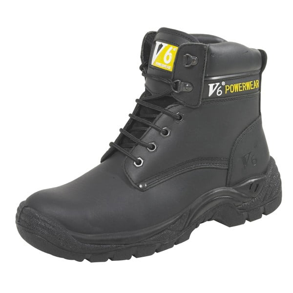 Wide Fit Safety Boots