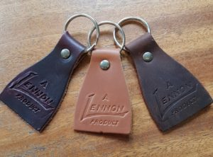 William Lennon Key Rings